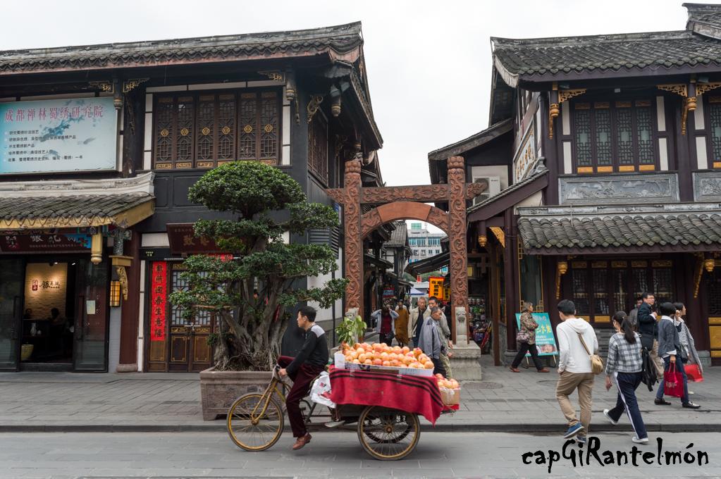 Ancient Town Chengdu